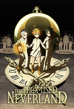 THE PROMISED NEVERLAND (OmU.)