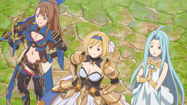 Фантазия Гранблю: Анимация сезон 2 / Granblue Fantasy: The Animation Season 2 Серия 13 (OVA)