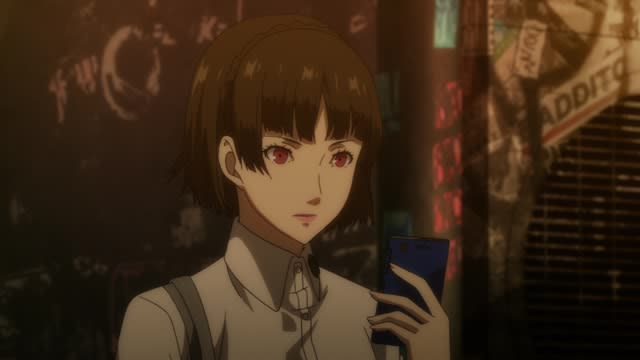 PERSONA5 the Animation Episode 10
