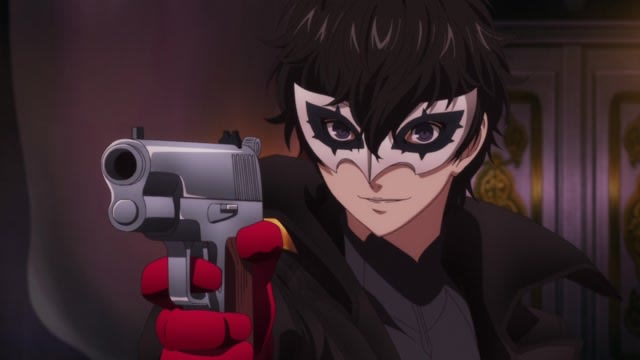 PERSONA5 the Animation Episode 4