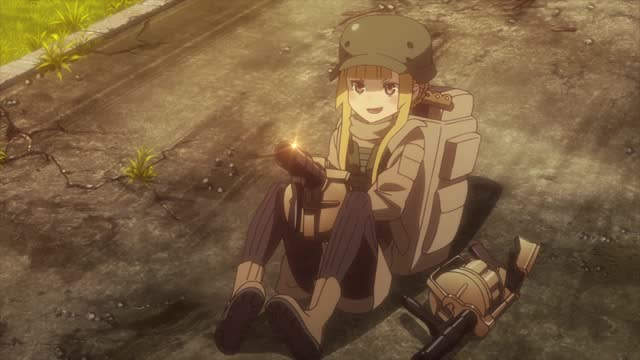 "SWORD ART ONLINE ALTERNATIVE ""GUN GALE ONLINE"" (OmU.) Folge 8"