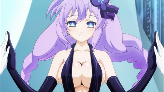 Hyperdimension Neptunia Episode 1