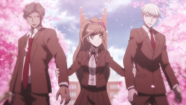Danganronpa The Animation Episode 6
