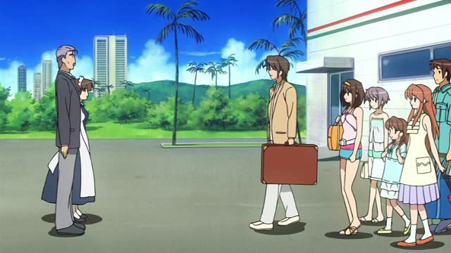 The Melancholy of Haruhi Suzumiya Episode 11