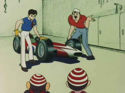 Speed Racer Episode 25