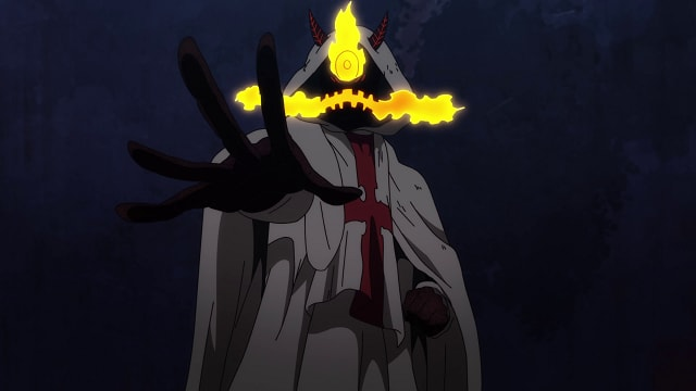 FIRE FORCE Episode 8