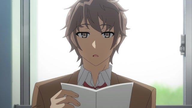 Rascal Does Not Dream of Bunny Girl Senpai Episode 3