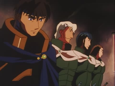 Record of Lodoss War: Chronicles of the Heroic Knight Episode 15