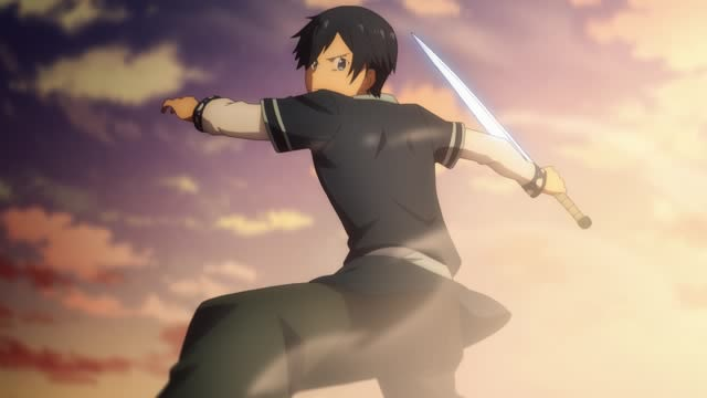SWORD ART ONLINE -Alicization- Episode 2