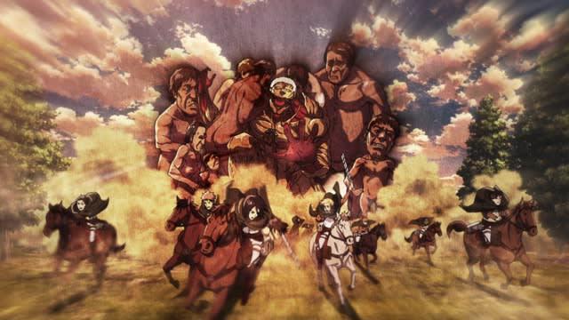 Attack on Titan ~Chronicle~ Attack on Titan ~Chronicle ...