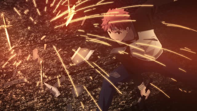 Fate/stay night: Unlimited Blade works Episode 18