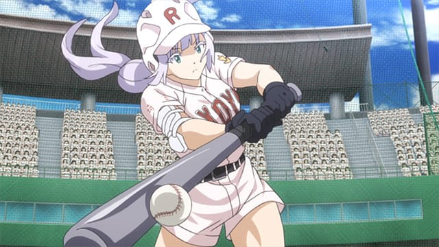 TAMAYOMI: The Baseball Girls Folge 11