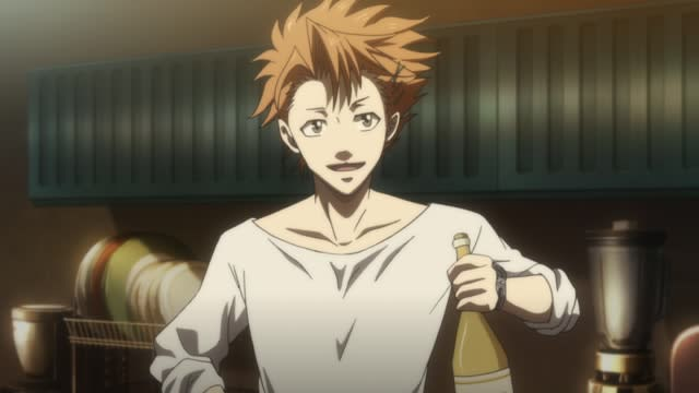 Psycho-Pass Episode 6