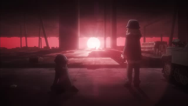 Girls' Last Tour Episode 10