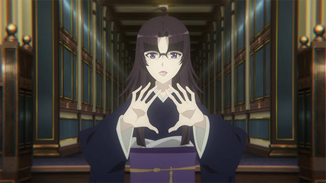 Lord El-Melloi II's Case Files {Rail Zeppelin} Grace note Episode 11