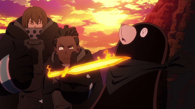 FIRE FORCE Episode 7