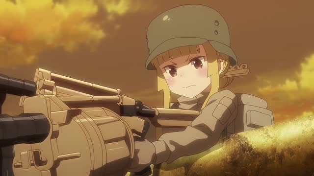 "SWORD ART ONLINE ALTERNATIVE ""GUN GALE ONLINE"" Episode 7"