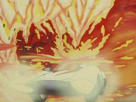 Speed Racer Episode 17
