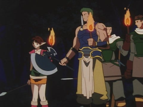 Record of Lodoss War: Chronicles of the Heroic Knight Episode 21