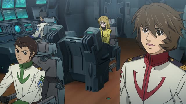 Star Blazers 2199 Episode 3