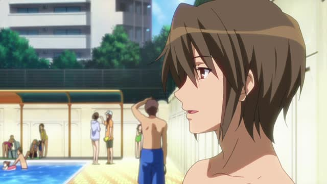 The Melancholy of Haruhi Suzumiya Episode 18