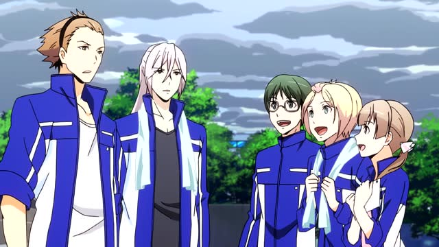 Prince of Stride: Alternative Episode 10