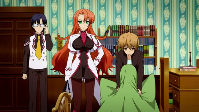 Dragonar Academy Episode 2