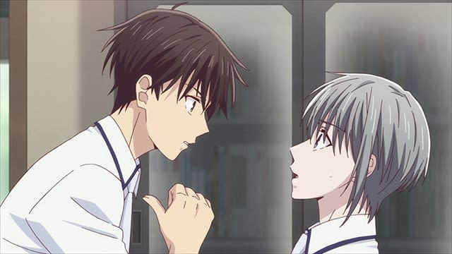 Fruits Basket Episode 1