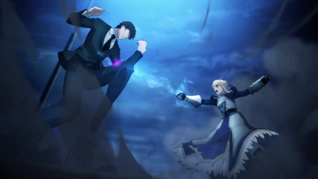 Fate/stay night: Unlimited Blade Works (OmU/Dt.) Folge 10
