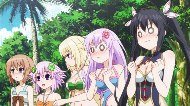 Hyperdimension Neptunia Episode 8