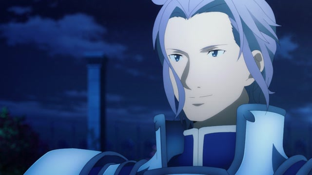 SWORD ART ONLINE -Alicization- Episode 12
