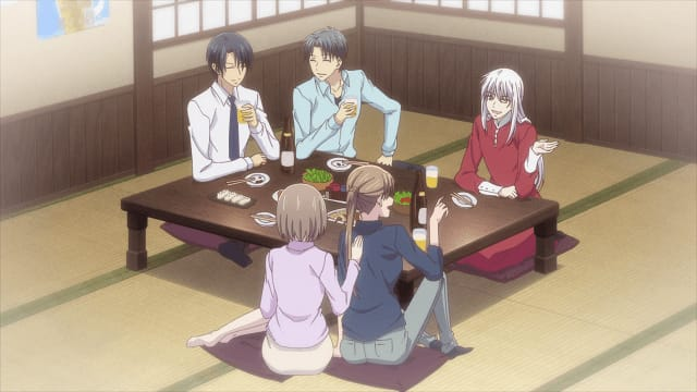 Fruits Basket Episode 12