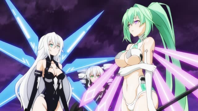 Hyperdimension Neptunia Episode 12