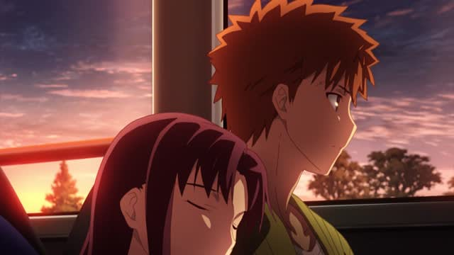 Fate/stay night: Unlimited Blade Works (OmU/Dt.) Episode 25