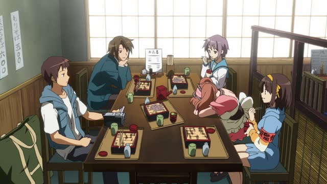 The Melancholy of Haruhi Suzumiya Episode 22