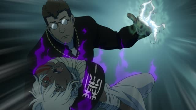 D.Gray-man Hallow Episode 11
