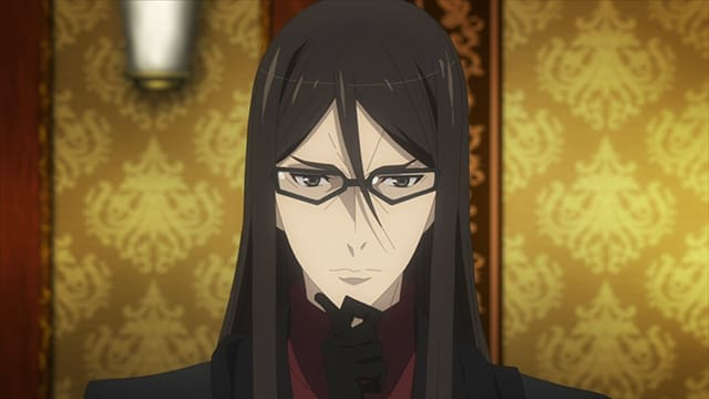 Lord El-Melloi II's Case Files {Rail Zeppelin} Grace note Episode 8