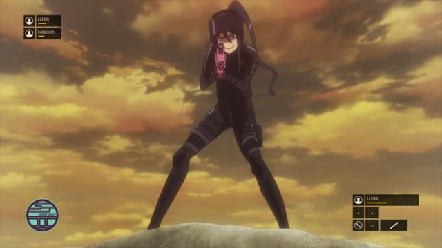 "SWORD ART ONLINE ALTERNATIVE ""GUN GALE ONLINE"" (OmU.) Folge 12"