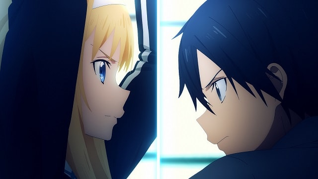SWORD ART ONLINE -Alicization- Episode 23