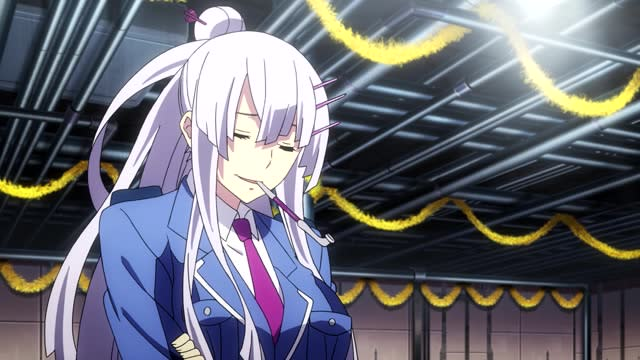 Heavy Object Episode 10