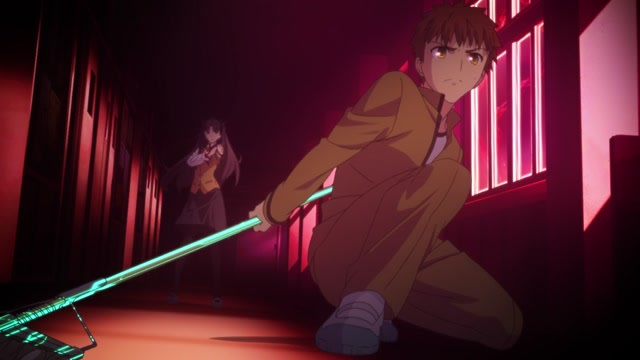 Fate/stay night: Unlimited Blade Works (OmU/Dt.) Folge 8