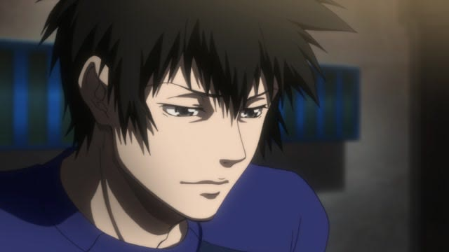 Psycho-Pass Episode 7