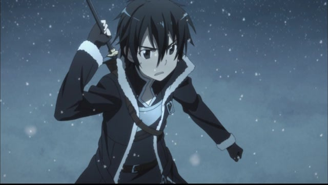 Sword Art Online Episode 3