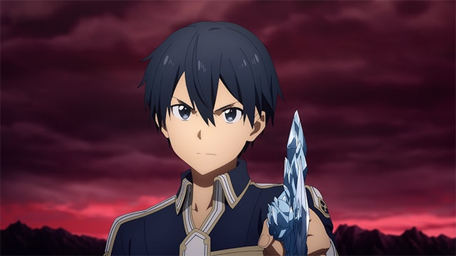 SWORD ART ONLINE -Alicization- Episode 19