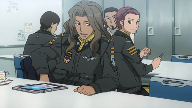 Star Blazers 2199 Episode 10