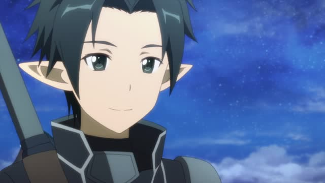 Sword Art Online Episode 25