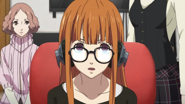 PERSONA5 the Animation Episode 22