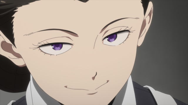 THE PROMISED NEVERLAND Episode 8