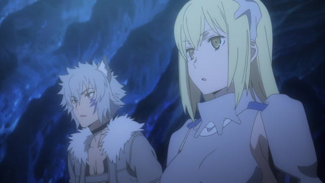 Danmachi Episode 10