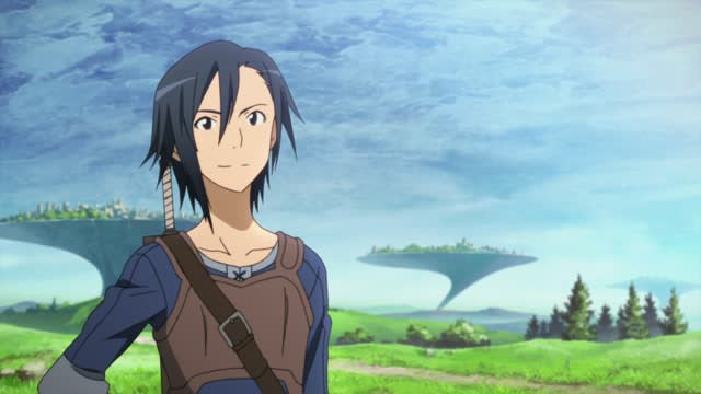 Sword Art Online Episode 01